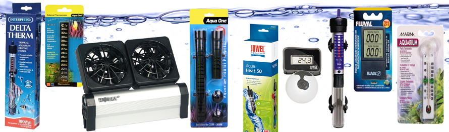 Aquarium Heaters And Coolers