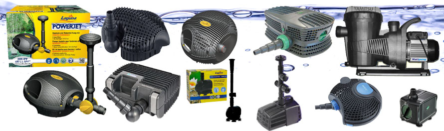 Pond Pumps And Spares