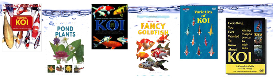 Pond Fish Books And Dvds