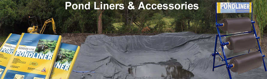Pond Liners And Accessories