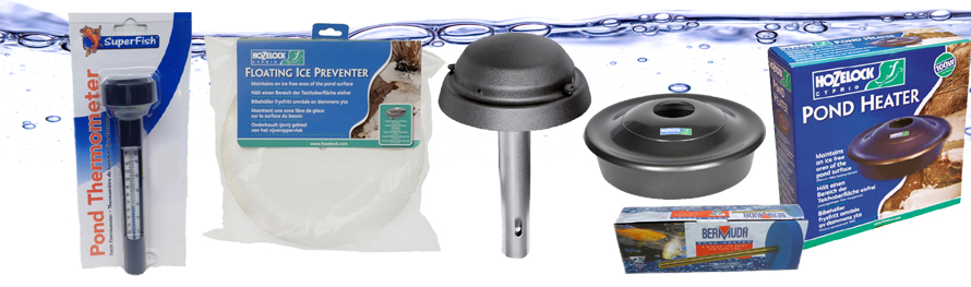 Pond Heaters And Thermometers