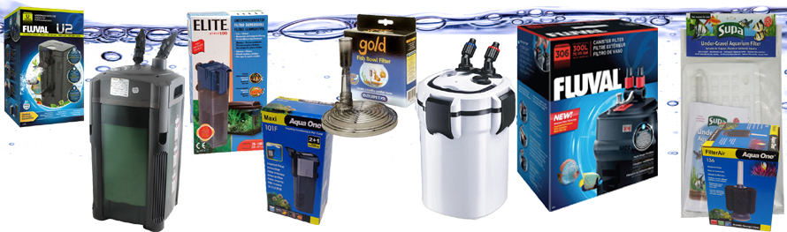 Aquarium Filters And Spares