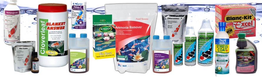 Pond Treatments And Additives