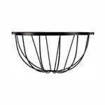 "Apollo 16"" Wall Basket Planter"