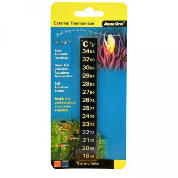 Aqua One Aquarium Digital Thermometer 1