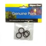 Aqua One Aquis External Filter Tap O Rings