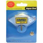 Aqua One Easy Read Thermometer