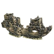 Aqua One Split Shipwreck Ornament 3