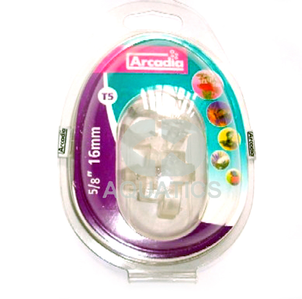 Arcadia T5 Light Clips 16mm 1