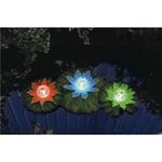 Bermuda Solar Floating Lilies