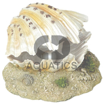 Betta Air Action Clam Aquarium Ornament