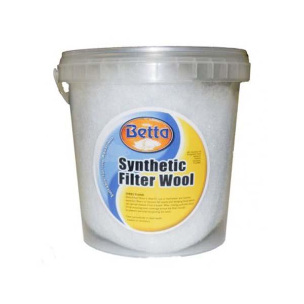 Betta Aquarium Filter Wool / Floss 50g 1