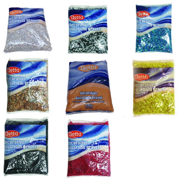 Betta Aquarium Gravel 1