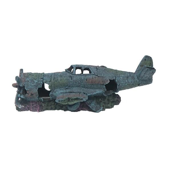 Betta Large Battle Plain Wreck  1