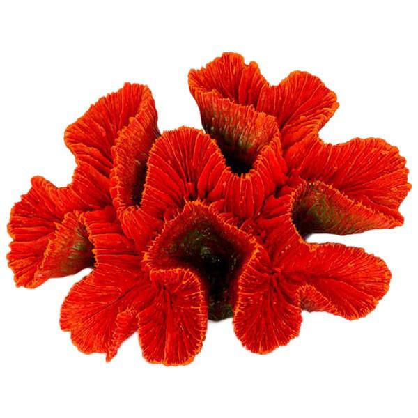 Betta Resin Red Ridge Coral MS920 1