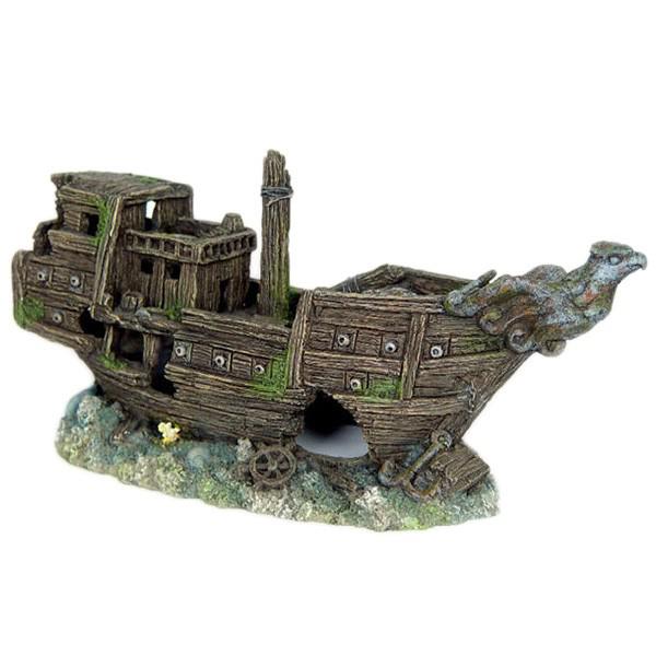 Betta Ship Wreck 1 Piece 1