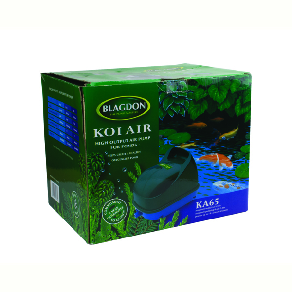 Blagdon ka koi air pumps excellent choice for increasing for Koi pond accessories