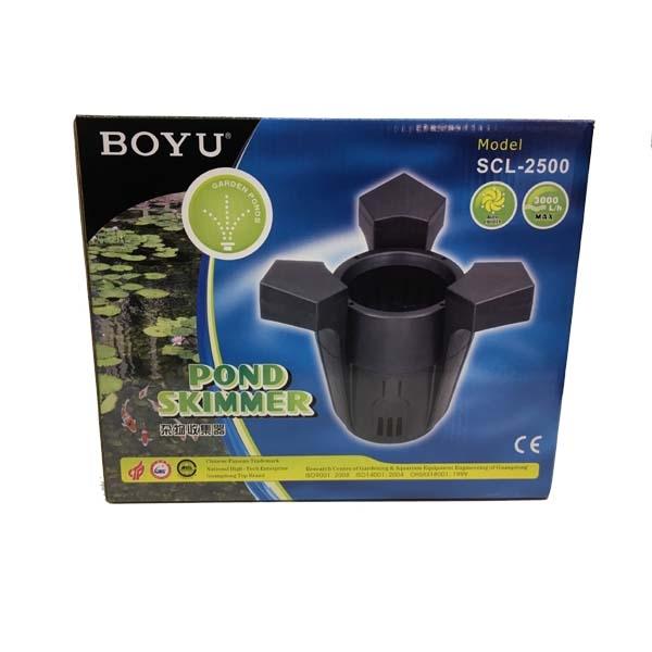 Boyu Pond Skimmer With Pump 1