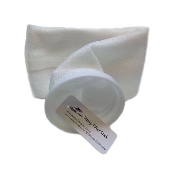 """Bubble Magus 4"""" Filter Bag / Sock 1"""