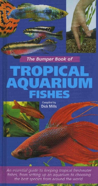 Bumper Book Of Tropical Aquarium Fishes book 1