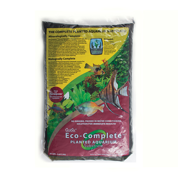 Caribsea Eco Complete Plant Substrate 20lb / 9kg 1