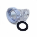 Clear 90 Elbow For Pond Clear & Vectron UV