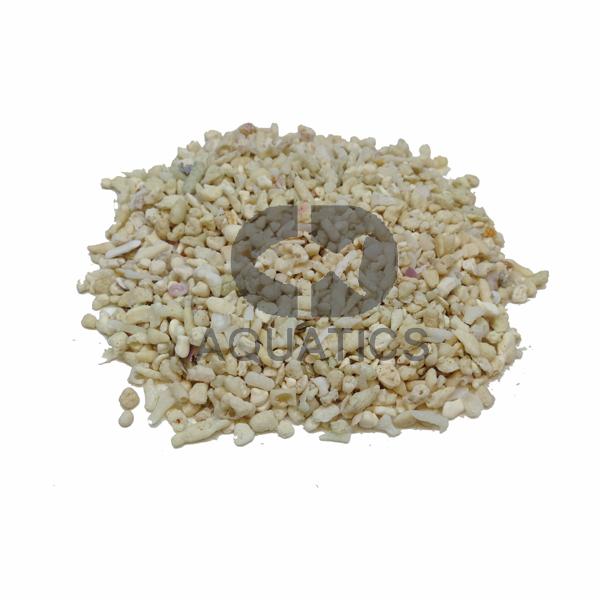 Coral Sand Substrate 25kg: CD Aquatics Coral Sand