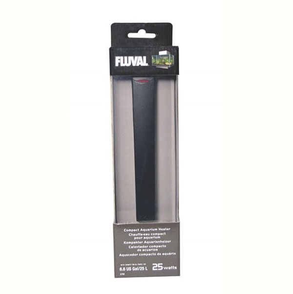 Fluval 25W Compact Heater 1