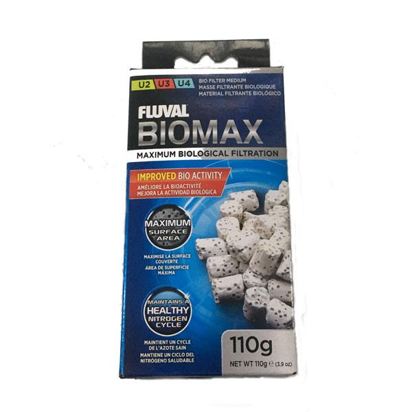Fluval Biomax For U2 U3 U4 Filters 110g Cd Aquatics