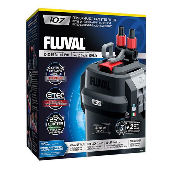Fluval External Aquarium Filter 1