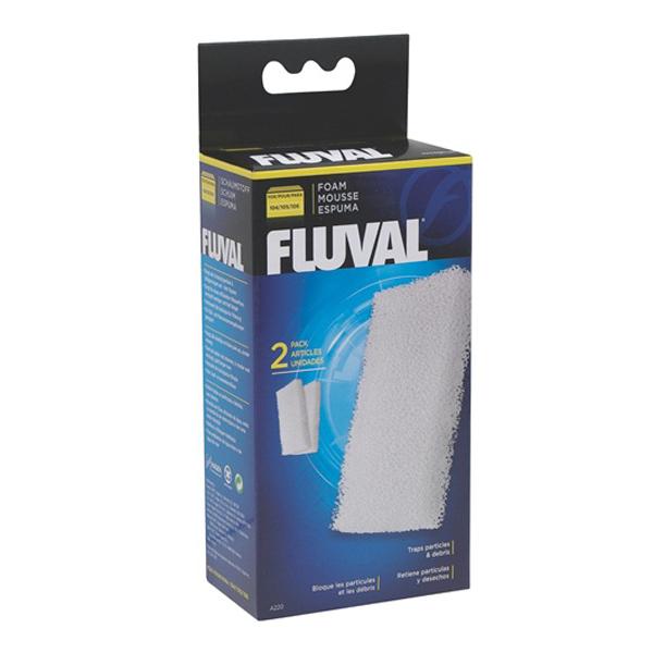 Fluval Foam Block Insert  104/5/6, 204/5/6, 304/5/6, 404/5/6 1