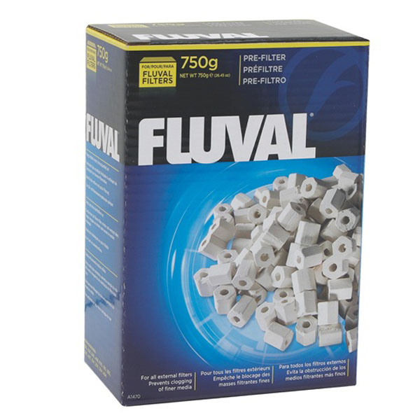 Fluval Pre-Filter Media 750g 1