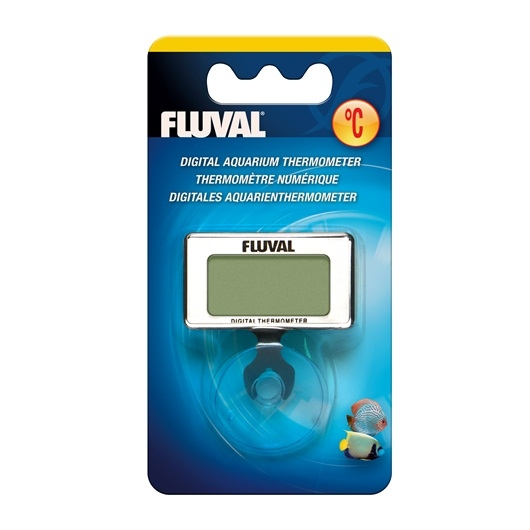 Fluval Submersible Digital Thermometer 11195 1