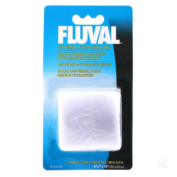 Fluval Universal Filter Media Net Bag 2 Pack 1