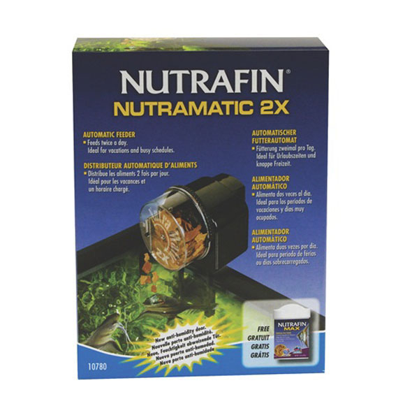 Hagen Nutrafin Nutramatic Fish Feeder 1
