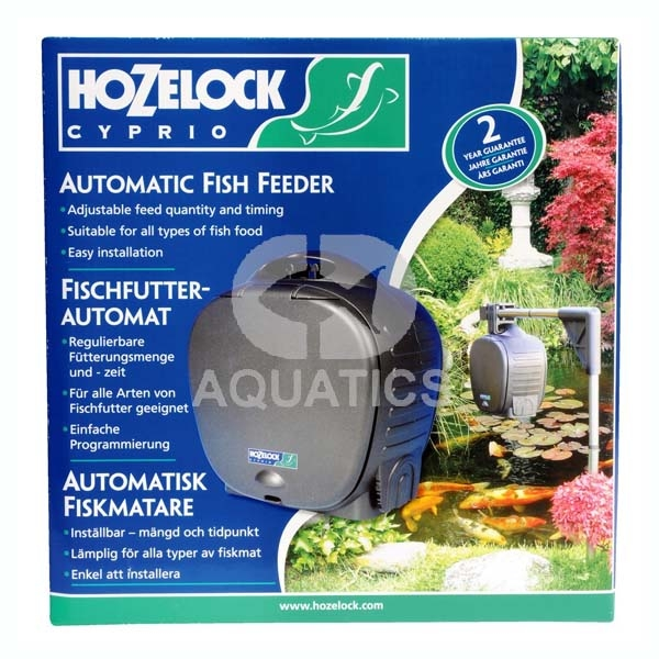 Hozelock Automatic Fish Feeder 1