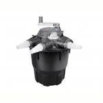 You may also like this Hozelock Bioforce Revolution Pond Filter With UV