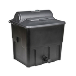 You may also like this Hozelock Ecopower Pond Filter With UV