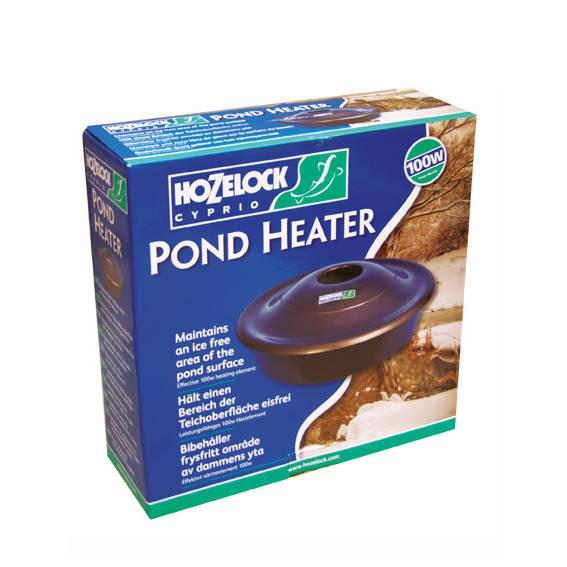 Hozelock pond heater cd aquatics hozelock pond heater for Pond supply companies