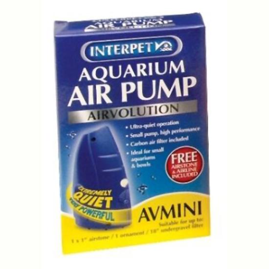 Interpet Airvolution Aquarium Air Pump 1