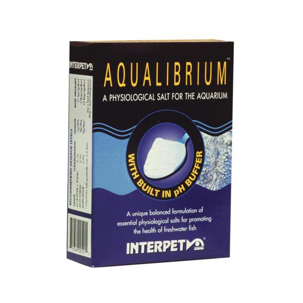 Interpet Aqualibrium Salt - 260g Box 1