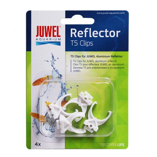Juwel High-Lite Reflector Clips T5 16mm 1