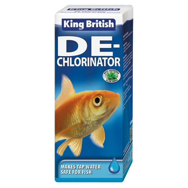 King British De-Chlorinator 1