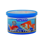 You may also like this King British Goldfish Sinking Pellets 140g