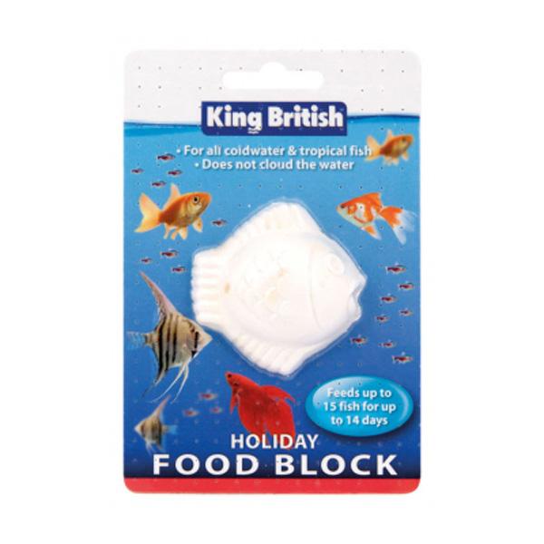 King British Holiday Block 1