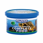 You may also like this King British Turtle & Terrapin Complete Food