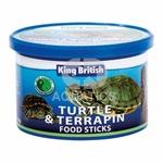King British Turtle & Terrapin Food Sticks 110g