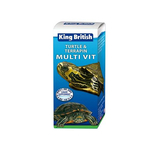 King British Turtle & Terrapin Multi Vits 20ml