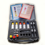 You may also like this Kockney Koi Yamitsu Fish Pond Water Testing Kit