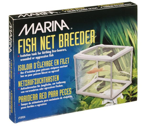 Marina Fish Net Breeder 1